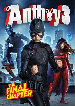 Antboy 3, Movie on DVD, Action Movies, Family Movies, Adventure Movies, Kids Movies, movies coming soon, new movies in July