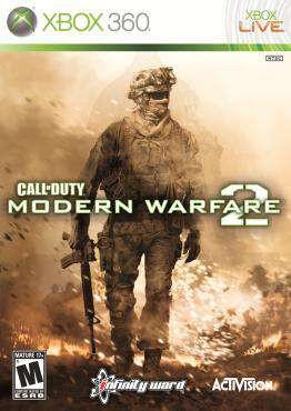 Call of Duty: Modern Warfare 2 Xbox 360, Game on XBOX360, Shooter Video Games, ,  on XBOX360