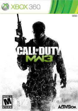 Call of Duty: Modern Warfare 3 Xbox 360, Game on XBOX360, Shooter Video Games, ,  on XBOX360