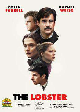 The Lobster, Movie on Blu-Ray, Comedy Movies, Drama Movies, ,  on Blu-Ray