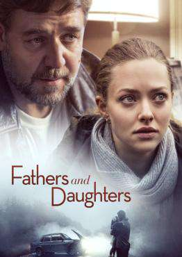 Fathers and Daughters, Movie on DVD, Drama Movies, ,  on DVD