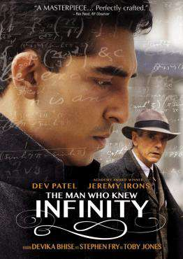 The Man Who Knew Infinity, Movie on Blu-Ray Movies, ,  on Blu-Ray