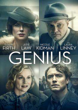 Genius, Movie on DVD, Drama Movies, movies coming soon, new movies in September