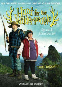 Hunt For The Wilderpeople, Movie on DVD, Adventure Movies, Comedy Movies, ,  on DVD