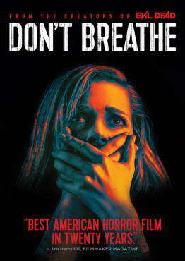 Don't Breathe, Movie on DVD, Horror Movies, Thriller & Suspense Movies, new movies, new movies on DVD