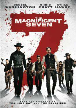 The Magnificent Seven (2016), Movie on DVD, Action Movies, Adventure Movies, Drama Movies, new movies, new movies on DVD