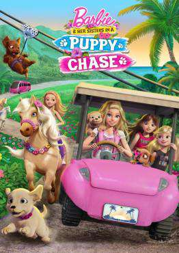 Barbie & Her Sisters in a Puppy Chase, Movie on DVD, Family Movies, Adventure Movies, Kids Movies, ,  on DVD