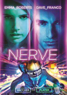 Nerve, Movie on Blu-Ray, Suspense Movies, ,  on Blu-Ray