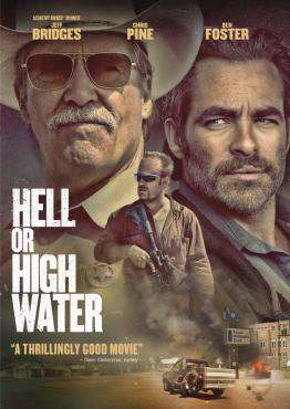 Hell Or High Water, Movie on Blu-Ray, Drama Movies, Thriller & Suspense Movies, Thriller Movies, ,  on Blu-Ray