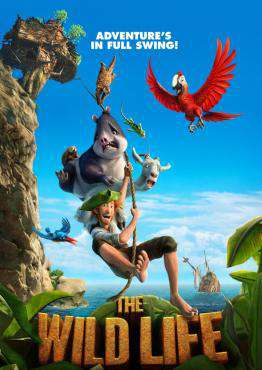 The Wild Life, Movie on DVD, Adventure Movies, Animated Movies, Family Movies, Special Interest Movies, new movies, new movies on DVD