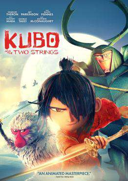 Kubo and the Two Strings, Movie on Blu-Ray, Family Movies, ,  on Blu-Ray