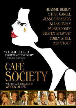 Cafe Society, Movie on Blu-Ray, Comedy Movies, Drama Movies, ,  on Blu-Ray