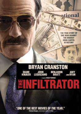 The Infiltrator, Movie on DVD, Drama Movies, Suspense Movies, new movies, new movies on DVD