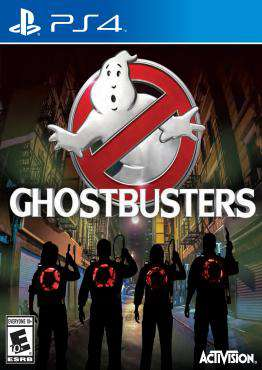 Ghostbusters, Game on PS4, Action Video Games, ,  on PS4