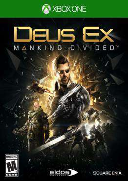 Deus Ex: Mankind Divided Xbox One, Game on XBOXONE, Shooter Video Games, ,  on XBOXONE
