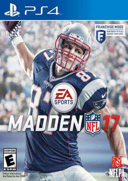Madden NFL 17, Game on PS4, Sports Video Games, ,  on PS4