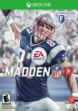 Madden NFL 17 Xbox One, Game on XBOXONE, Sports Video Games, ,  on XBOXONE