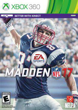 Madden NFL 17 Xbox 360, Game on XBOX360, Sports Video Games, ,  on XBOX360