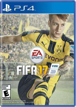 FIFA 17, Game on PS4, Sports Video Games, ,  on PS4