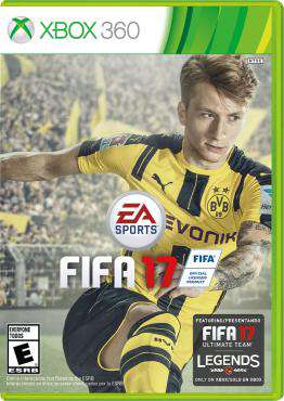 FIFA 17 Xbox 360, Game on XBOX360, Sports Video Games, ,  on XBOX360