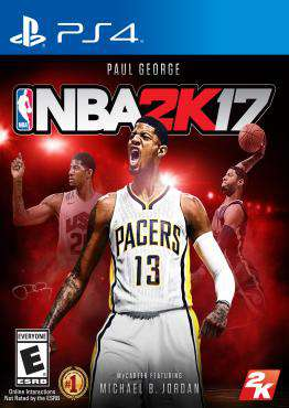 NBA 2K17, Game on PS4, Sports Video Games, ,  on PS4