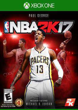NBA 2K17 Xbox One, Game on XBOXONE, Sports Video Games, ,  on XBOXONE