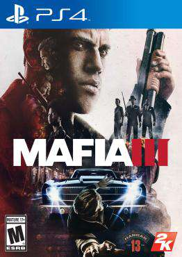 Mafia III, Game on PS4, Action Video Games, ,  on PS4