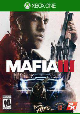 Mafia III Xbox One, Game on XBOXONE, Action Video Games, ,  on XBOXONE