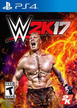 WWE 2K17, Game on PS4, Sports Video Games, ,  on PS4