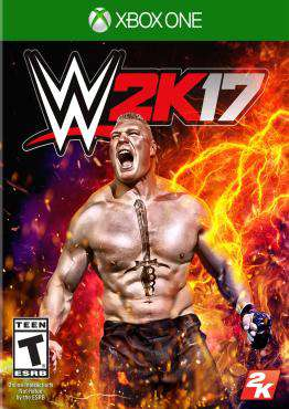 WWE 2K17 Xbox One, Game on XBOXONE, Sports Video Games, ,  on XBOXONE