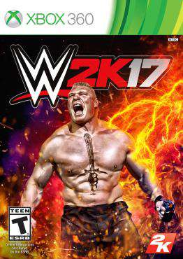 WWE 2K17 Xbox 360, Game on XBOX360, Sports Video Games, ,  on XBOX360