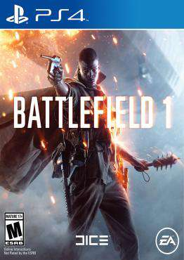 Battlefield 1, Game on PS4, Shooter Video Games, ,  on PS4