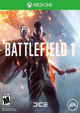 Battlefield 1 Xbox One, Game on XBOXONE, Shooter Video Games, ,  on XBOXONE