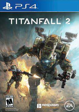 Titanfall 2, Game on PS4, Shooter Video Games, ,  on PS4