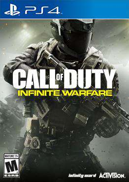 Call of Duty: Infinite Warfare, Game on PS4, Shooter Video Games, ,  on PS4
