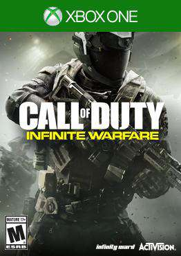 Call of Duty: Infinite Warfare Xbox One, Game on XBOXONE, Shooter Video Games, ,  on XBOXONE