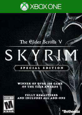 Skyrim Xbox One, Game on XBOXONE, Action Video Games, ,  on XBOXONE