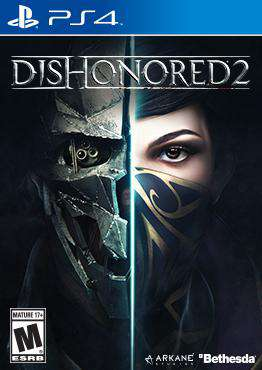 Dishonored 2, Game on PS4, Shooter Video Games, ,  on PS4