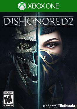 Dishonored 2 Xbox One, Game on XBOXONE, Shooter Video Games, ,  on XBOXONE
