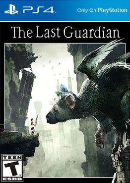 The Last Guardian, Game on PS4, Action Video Games, ,  on PS4