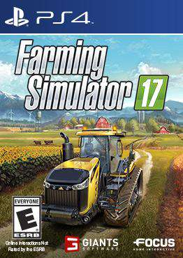 Farming Simulator 17, Game on PS4, Family Video Games, ,  on PS4