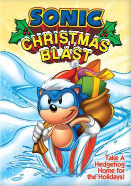 Sonic Christmas Blast