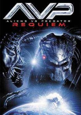 Aliens vs predator requiem movie on dvd action