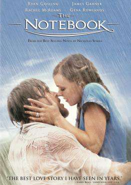 The Notebook (2004), Movie on DVD, Drama Movies, Romance Movies, ,  on DVD