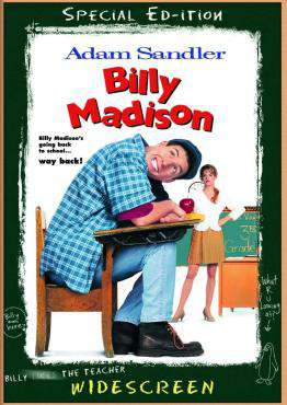 Rent Billy Madison at Redbox