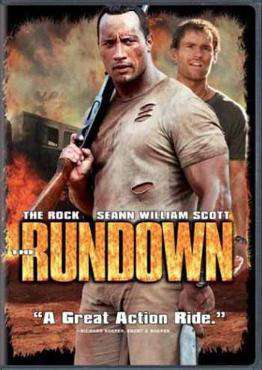 The Rundown, Movie on DVD, Action Movies, ,  on DVD