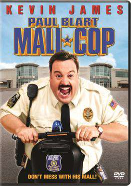 Paul Blart: Mall Cop, Movie on DVD, Comedy Movies, ,  on DVD