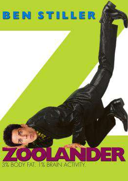 Zoolander, Movie on DVD, Comedy Movies, new comedy movies, new comedy movies on DVD