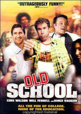 Old School, Movie on DVD, Comedy Movies, ,  on DVD