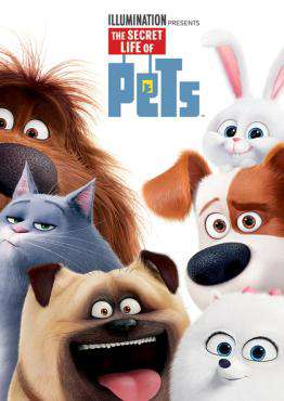 The Secret Life of Pets, Movie on DVD, Adventure Movies, Animated Movies, Kids Movies, Comedy Movies, Family Movies, new movies, new movies on DVD